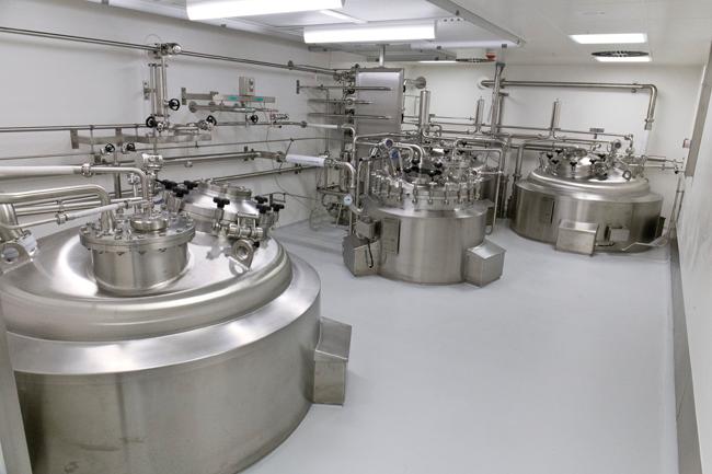 Fabrikplanung im GMP-Umfeld / Beispiel einer aseptischen Ansatzbereitung / Beitrag aus TechnoPharm 8, Nr. 2, 76-83 (2018)