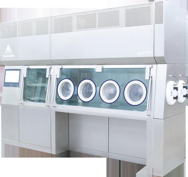 Die sichere und zuverlässige Prüfung von pharmazeutischen Proben auf Sterilität in einem Isolator / Beitrag aus TechnoPharm 8, Nr. 5, 274-281 (2018)