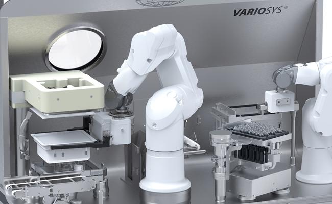 Mit flexiblen Produktionssystemen kleine Chargen sicher und effizient verarbeiten / Beitrag aus TechnoPharm 9, Nr. 4, 196-203 (2019)