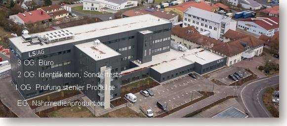 Planung, Bau und Inbetriebnahme einer Laborerweiterung in Zeiten von Big Data, Lean-Management und Industrie 4.0 / Beitrag aus Pharm. Ind. 80, Nr. 1, 136-143 (2018)
