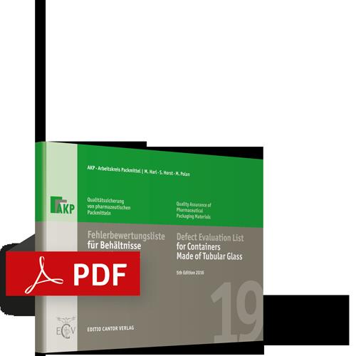 Fehlerbewertungsliste für Behältnisse aus Röhrenglas | PDF