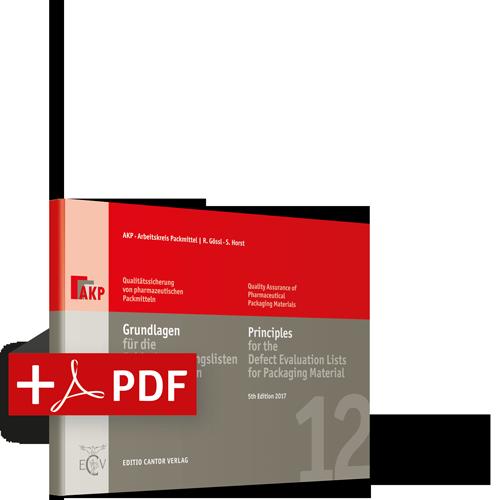 Grundlagen für die Fehlerbewertungslisten von Packmitteln | Bundle (Buch + PDF)