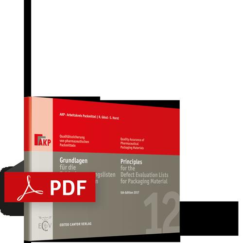 Grundlagen für die Fehlerbewertungslisten von Packmitteln | PDF