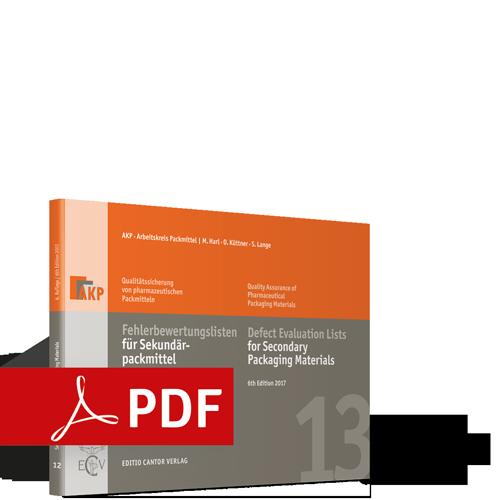 Fehlerbewertungslisten für Sekundärpackmittel | PDF