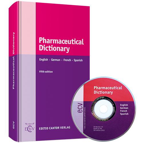 Pharmaceutical Dictionary (Buch + CD)