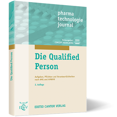 Die Qualified Person | 2. Auflage