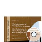 Fehlerbewertungsliste für Versandpackmittel aus Wellpappe