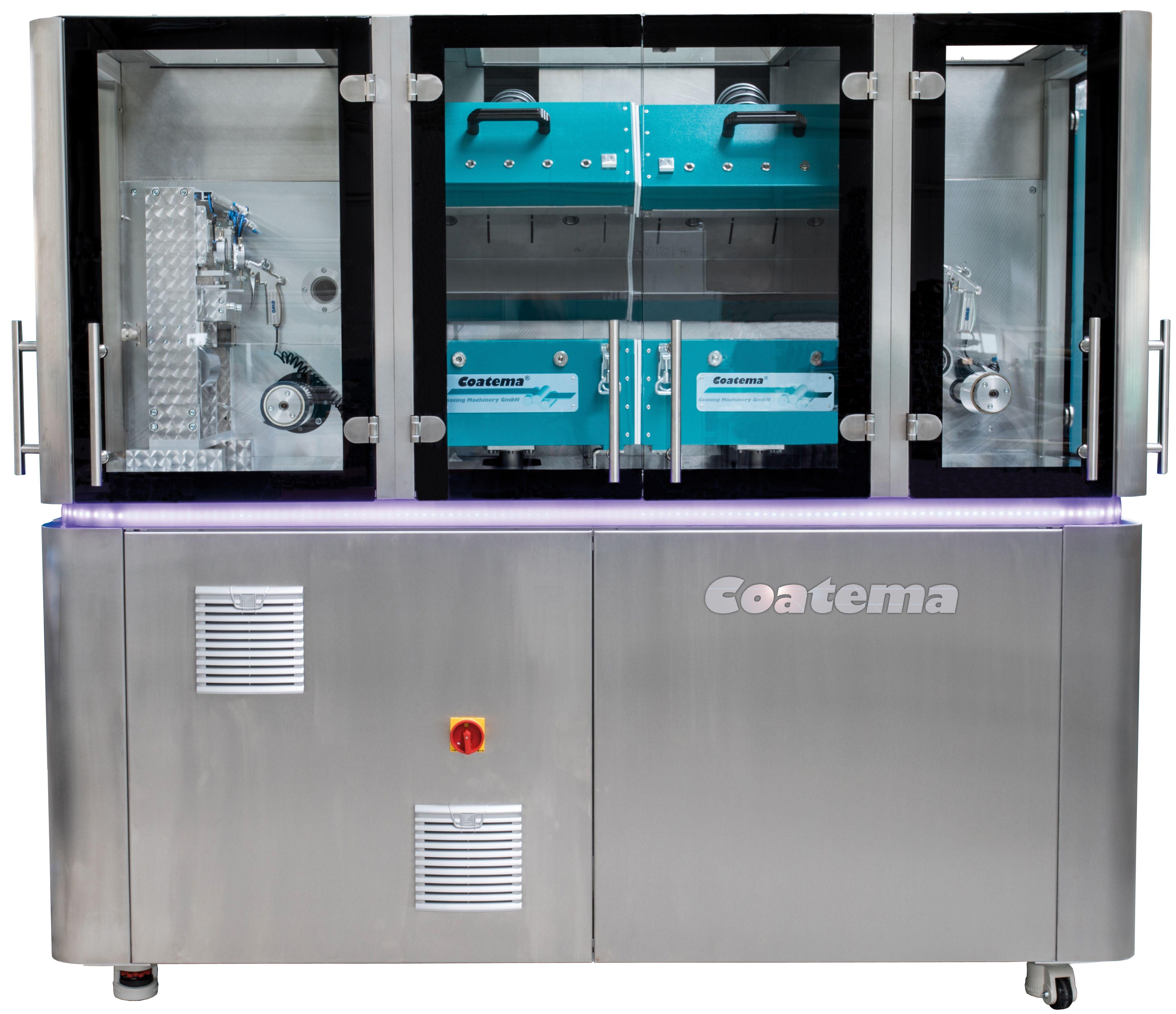 COMEDCO – die Komplettlösung für Transdermal-Pflaster und Orale Dispersible Filme
