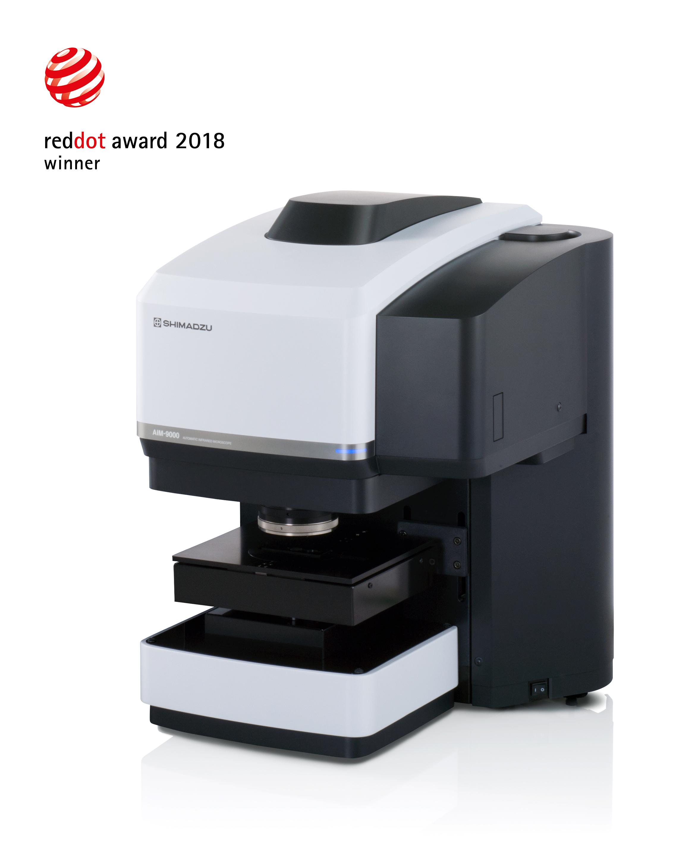 Red Dot Award für hohe Designqualität