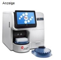 Vollautomatisierte Zellzählung und Zellvitalitätsanalyse mit nur 200 µl Probenvolumen