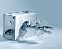 Inline-Konzentrationsbestimmung in flüssigen Pharmazeutika / Schallgeschwindigkeitsmessgeräte optimieren Pharmaproduktion