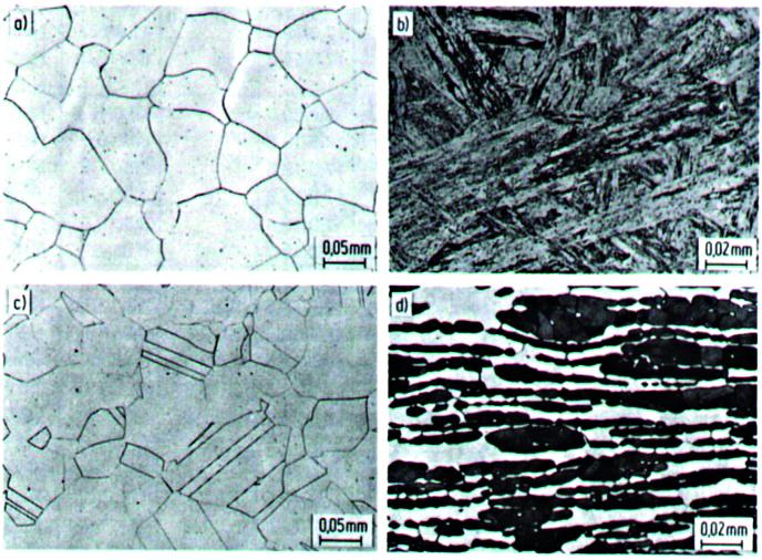 Materialien von Anlagen: Konstruktionswerkstoff Metall/Edelstahl