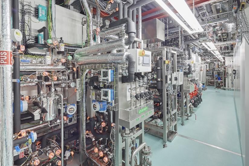 Errichtung einer neuen Bulk-Produktion / Der Weg von der Altanlage zu einer neuen, hochmodernen Anlage – Teil 1