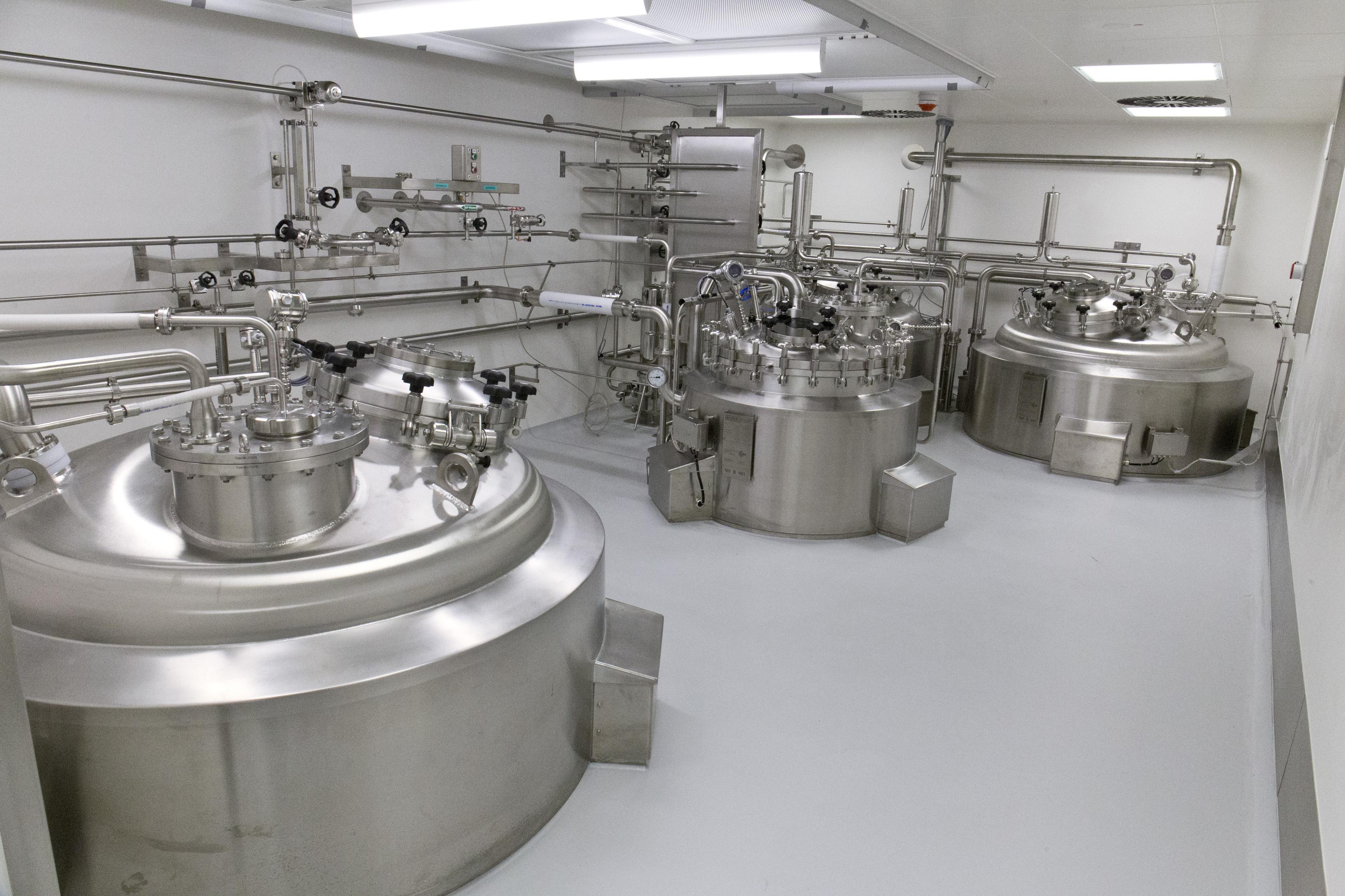 Fabrikplanung im GMP-Umfeld / Beispiel einer aseptischen Ansatzbereitung