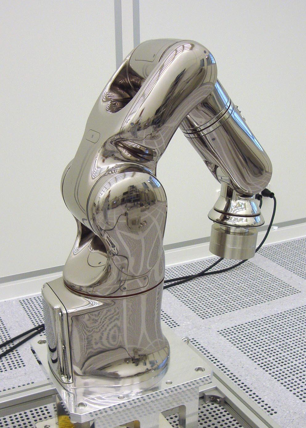 Future Aseptic Robotics / Vision einer pharmazeutischen Produktion von Übermorgen