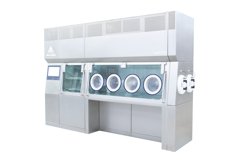 Die sichere und zuverlässige Prüfung von pharmazeutischen Proben auf Sterilität in einem Isolator