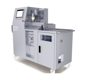 Kontinuierliche Feuchtgranulierung und Wirbelschichttrocknung / Experimentelle Untersuchung eines neuartigen, revolutionären Systems
