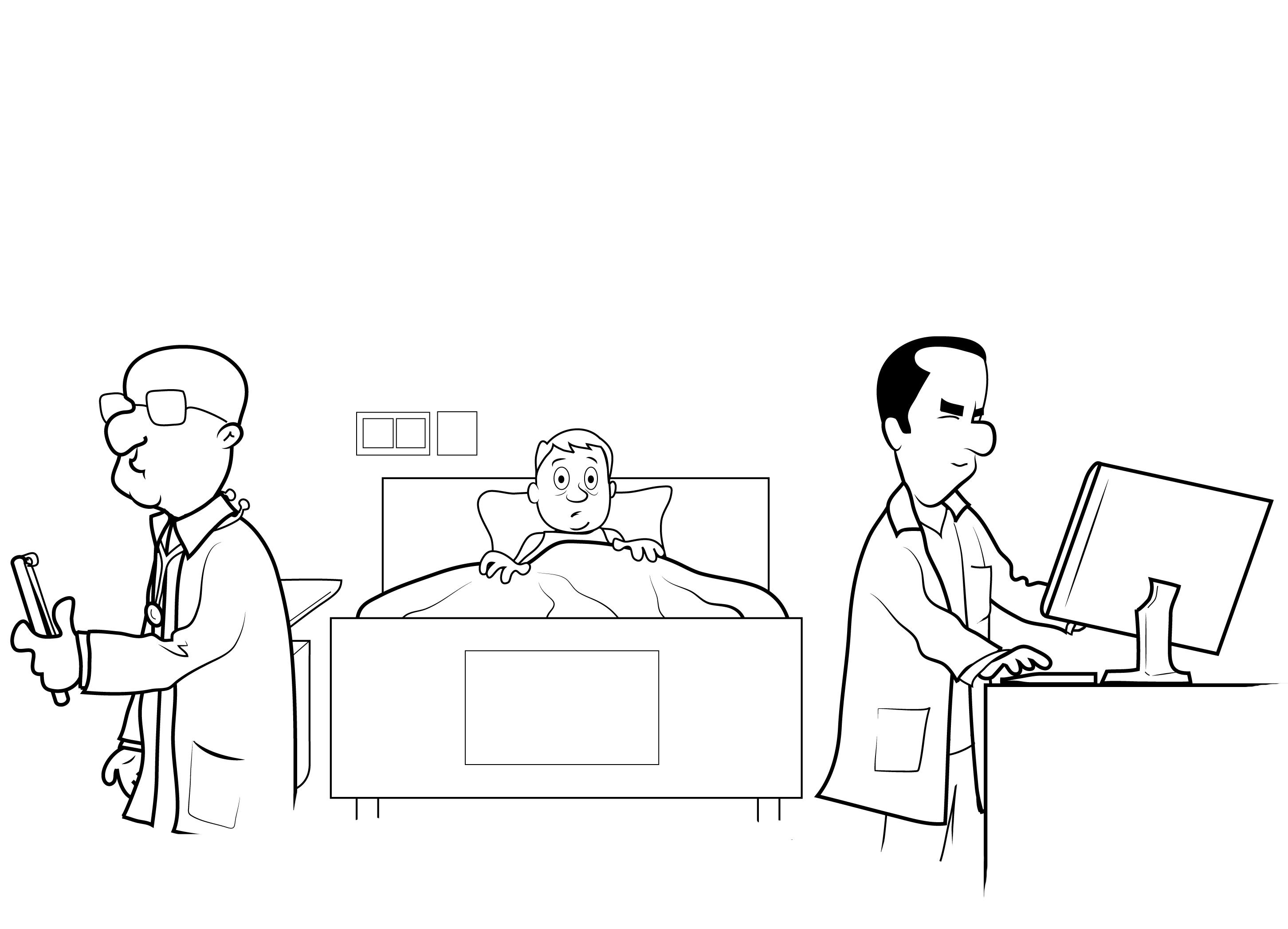 Auf dem Weg zur nahtlosen Gesellschaft: Von der digitalen Ratlosigkeit zur digitalen Transformation in der Medizin: Wege, Umwege, Irrwege und Auswege